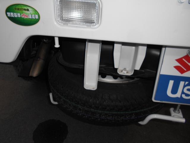 KCエアコンパワステ 4型 4WD&5MT AM&FMラジオ(22枚目)