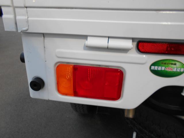 KCエアコンパワステ 4型 4WD&5MT AM&FMラジオ(23枚目)