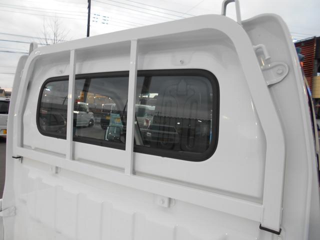 KCエアコンパワステ 4型 4WD&5MT AM&FMラジオ(25枚目)