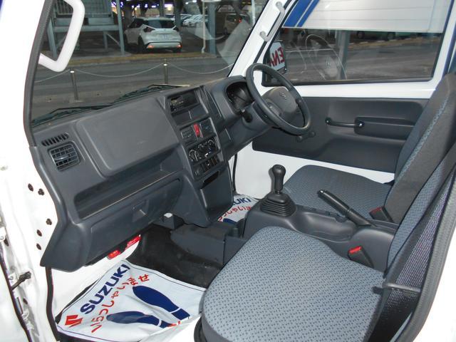 KCエアコンパワステ 4型 4WD&5MT AM&FMラジオ(30枚目)