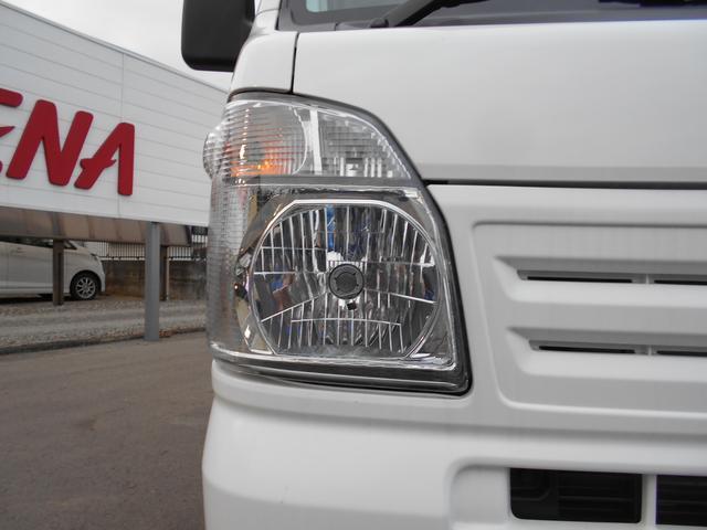 KCエアコンパワステ 4型 4WD&5MT AM&FMラジオ(35枚目)