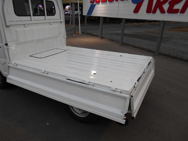 KCエアコンパワステ 4型 4WD&5MT AM&FMラジオ(59枚目)