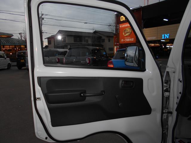 KCエアコンパワステ 4型 4WD&5MT AM&FMラジオ(64枚目)