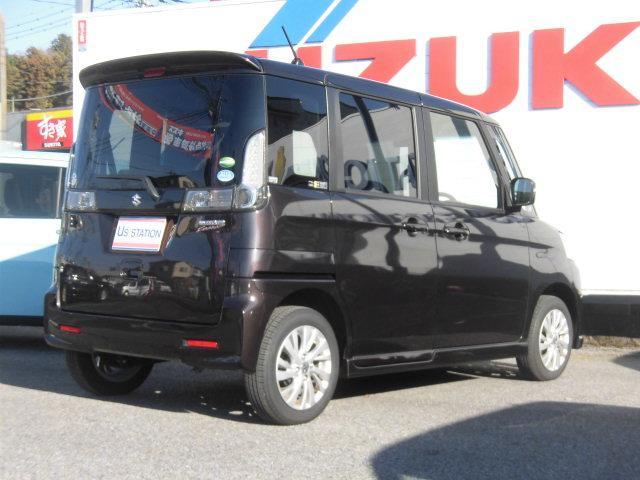 スズキ スペーシアカスタム カスタム GS 2型