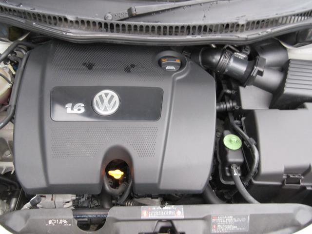 フォルクスワーゲン VW ニュービートル プライムエディション 最終モデル 禁煙車 純正アルミホイル