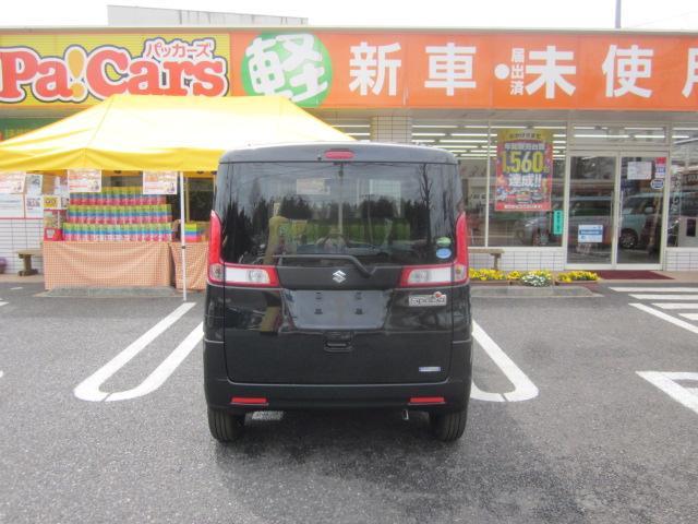 X 届出済未使用車 Sエネチャージ 自動スライドドア(6枚目)