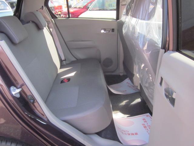 スバル プレオプラス L 届出済未使用車 プライバシーガラス 純正アルミ