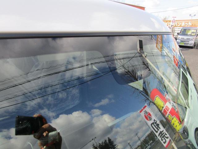 ハイブリッドX 届出済未使用車 衝突被害軽減ブレーキ 前後誤発進抑制 スマートキー プッシュスタート オートエアコン 後退時ブレーキサポート ロールサンシェード スリムサーキュレーター シートヒーター(11枚目)