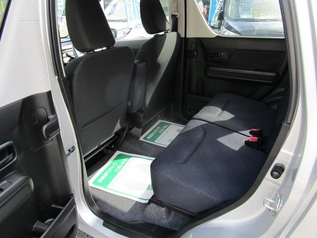 ハイブリッドFX スズキセーフティサポート装着車 オートエアコン スマートキー プッシュスタート シートヒーター ハイブリッド 衝突被害軽減ブレーキ 誤発進抑制 電動格納ミラー Wエアバッグ ABS 横滑り防止(14枚目)