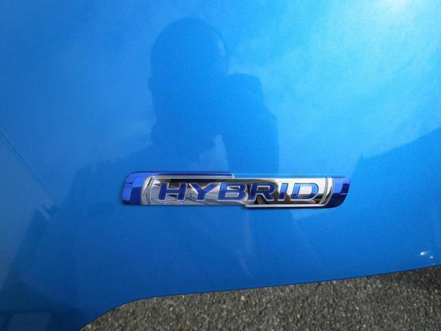 ハイブリッドFX キーレスエントリー マイルドハイブリッド オートエアコン シートヒーター フルフラットシート 電動格納ミラー 横滑り防止(6枚目)