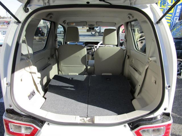 ハイブリッドFX スズキセーフティサポート装着車 オートエアコン スマートキー プッシュスタート シートヒーター ハイブリッド 衝突被害軽減ブレーキ 誤発進抑制 電動格納ミラー Wエアバッグ ABS 横滑り防止(35枚目)