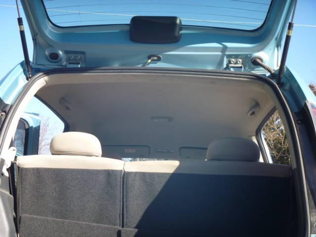 トヨタ パッソ X キーレス HIDヘッドランプ アルミホイール
