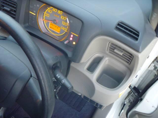 G キーレス バックカメラ ETC チルトハンドル キーレス付き PW PS Bカメ Wエアバッグ オートエアコン ベンチシート ABS エアバック 衝突安全ボディ(27枚目)