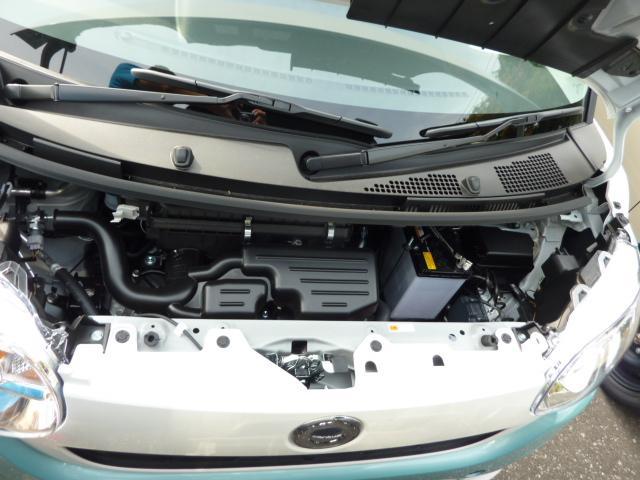 ダイハツ ムーヴキャンバス X SAIII  ナビ装着アップグレード ストライプスカラー