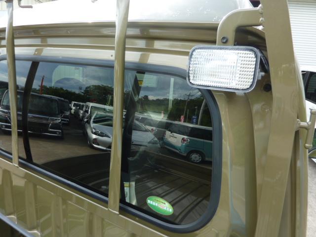 ジャンボ4WDオートマLEDヘッドライトフォグ作業灯キーレス(17枚目)