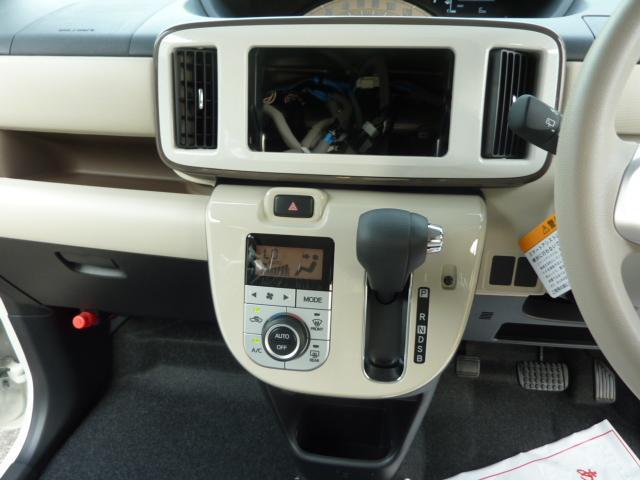 ダイハツ ムーヴキャンバス Xメイクアップ SAIIIナビ装着アップグレードストライプス