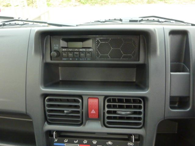 KCエアコン・パワステ 4WD 5F フロア&荷台マット(10枚目)