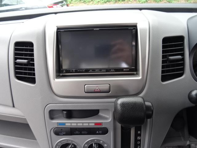 SDナビ・DVD再生・4WD・ETC・シートヒーター・ エアバック デュアルエアバッグ ナビ セキュリティ SDナビ ベンチシート PW キーレス ETC パワステ ABS 衝突安全ボディ AC シートヒーター 4WD フルフラット 記録簿 DVD再生(10枚目)