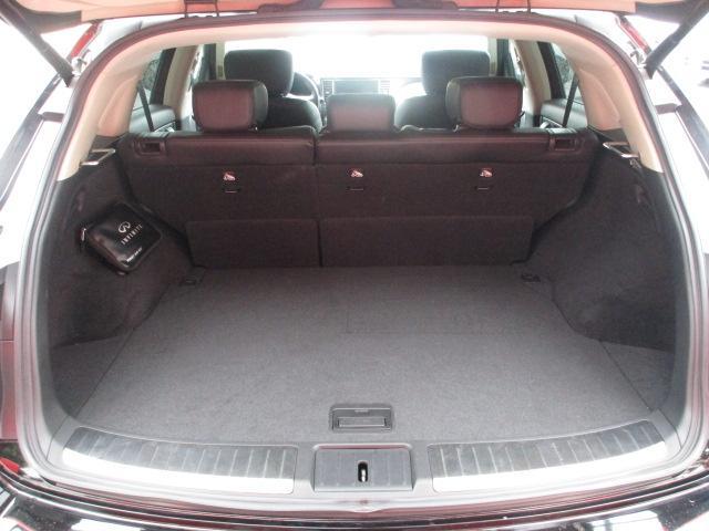 インフィニティ インフィニティ FX37 ベースグレード AWD