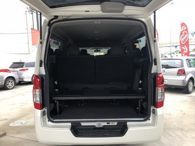 日産 NV350キャラバンバン プレミアムGXエマージェンシーブレーキパッケージ 10人乗り