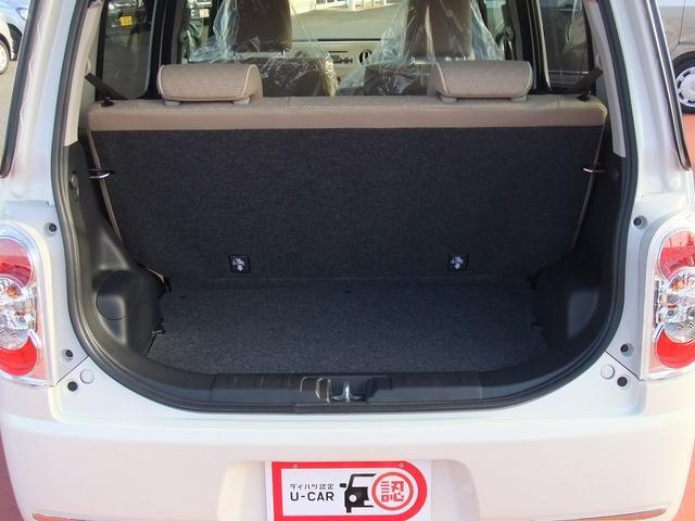 ダイハツ ミラココア ココアプラスX LEDヘッドライト搭載