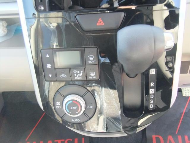 ダイハツ タント X SAIII バックカメラ コーナーセンサー