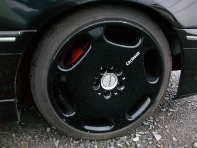 ガルウィング 車高調 カールソンアルミ19インチ(20枚目)