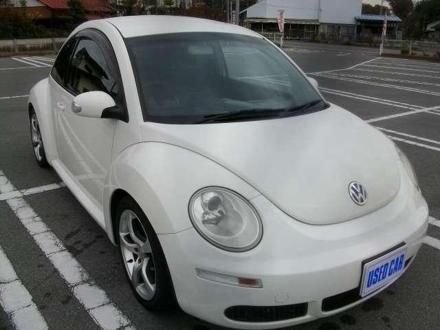 フォルクスワーゲン VW ニュービートル コンフィ