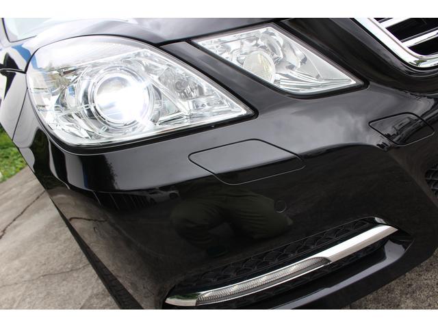 メルセデス・ベンツ M・ベンツ E350ブルーエフィシェンシーワゴン アバンギャルド 黒革