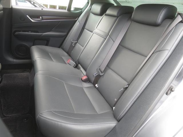 レクサス GS GS250 Iパッケージ 黒革 オプションLEDヘッドライト