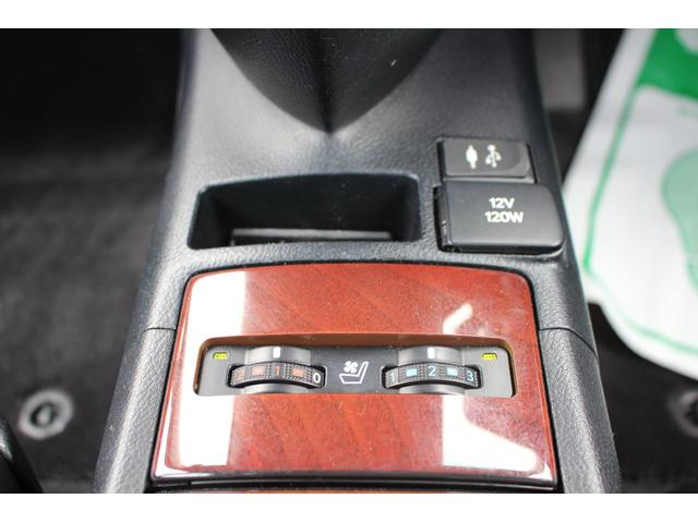 レクサス HS HS250h バージョンI 黒革エアシート レーダークルーズ