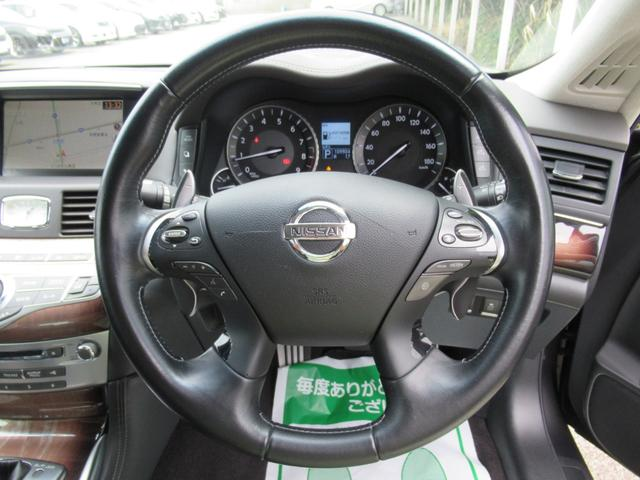 日産 フーガ 370GT タイプS プレミアムインテリアPKG BOSE