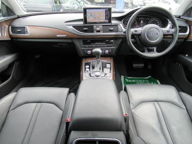 アウディ アウディ A7スポーツバック 3.0TFSIクワトロ アウディプレセンスプラス 黒革シート