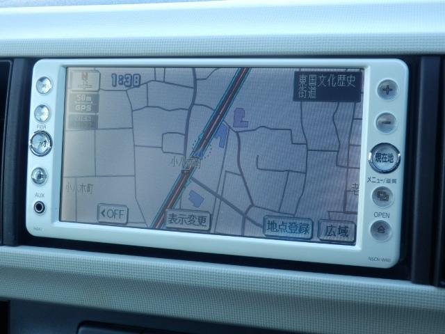 トヨタ パッソ 1.0 X Vパッケージ メモリーナビ バックカメラ