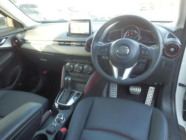マツダ CX-3 XDツーリング 4WD セーフティクルーズ イノベーション