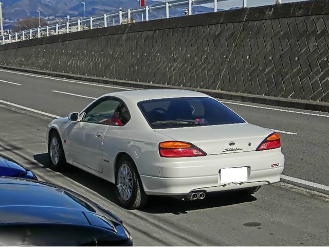 スペックRに改SR20ターボ限定車Vパッケージキセノンライト(5枚目)