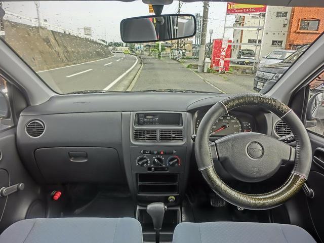 ダイハツ ミラ バン登録車 90度開閉ドア パワステ 13インチアルミ