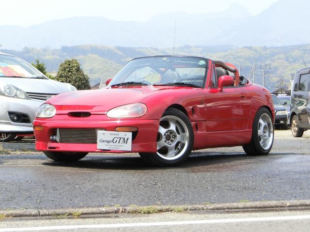 フルオープンにすれば開放感があり、とても楽しい車です!