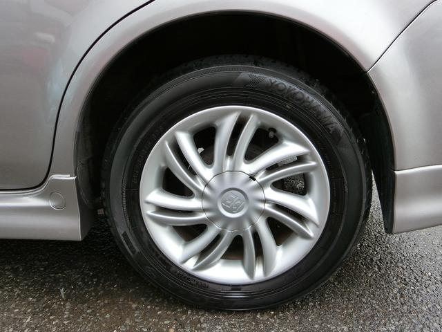 タイヤは一流メーカー品!まだ使用できます!