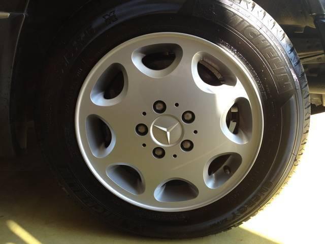 タイヤ ミシュラン新品交換済み