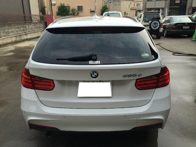 BMW BMW 320dツーリング Mスポーツ