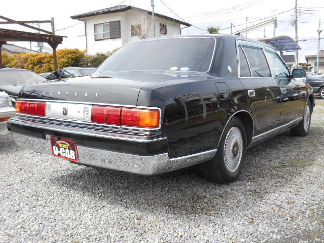 「トヨタ」「センチュリー」「セダン」「茨城県」の中古車10