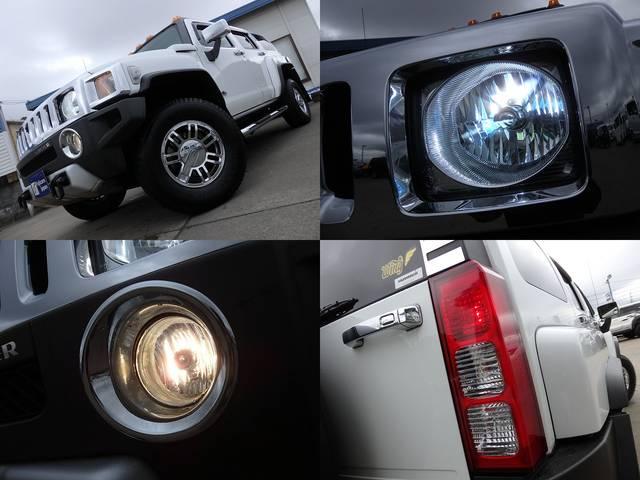 「ハマー」「ハマー H3」「SUV・クロカン」「茨城県」の中古車8