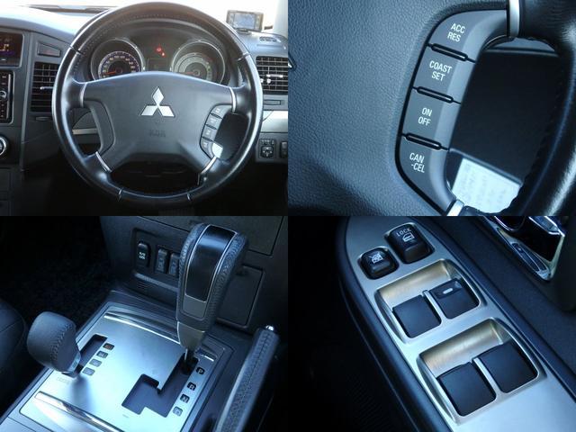 三菱 パジェロ ロング3.2ディーゼルターボ エクシード 4WD