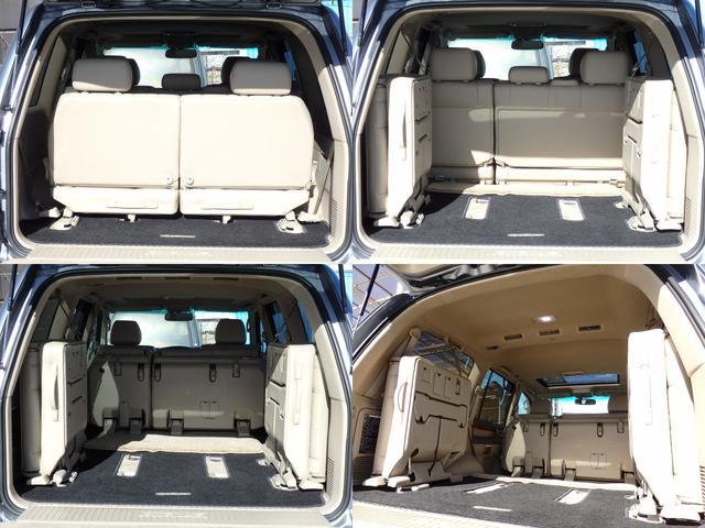 トヨタ ランドクルーザー100 シグナス 4.7 プレミアムエディション 4WD マクレビ