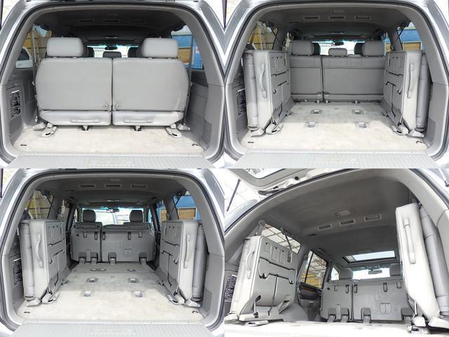トヨタ ランドクルーザー100 シグナス インテリアセレクション カロッツェリアメモリーナビ