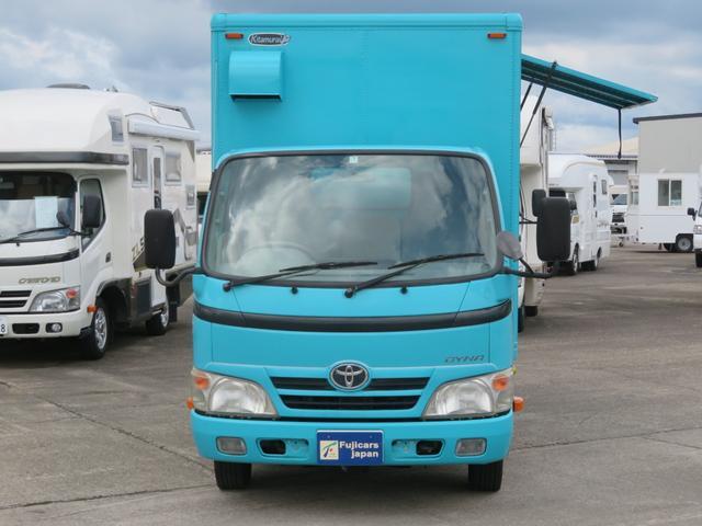 平成21年 ダイナトラック 3Lディーゼル 移動販売車 キッチンカー 入庫しました☆