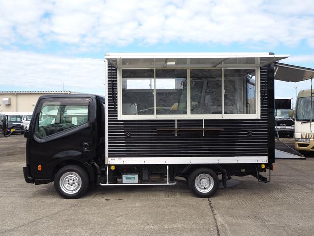 平成22年 アトラストラック 移動販売車 キッチンカー ケータリングカー 入庫しました☆