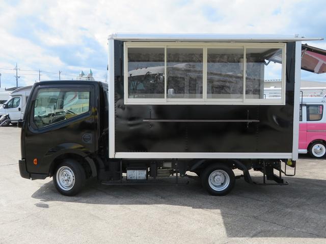 平成24年 日産 アトラストラック 移動販売車 キッチンカー ケータリングカー 入庫しました☆