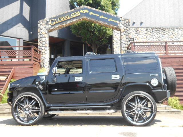 「ハマー」「ハマーH2」「SUV・クロカン」「茨城県」の中古車5